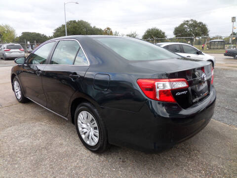 2012 Toyota Camry for sale at West End Motors Inc in Houston TX