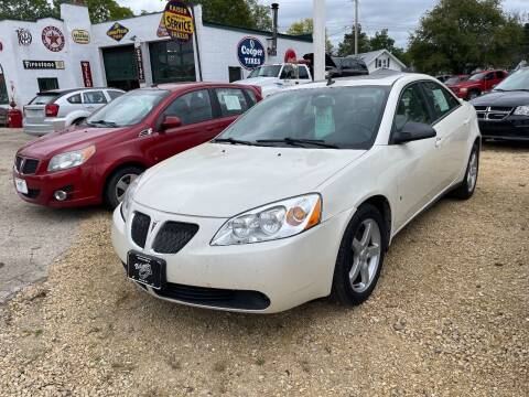 2008 Pontiac G6 for sale at Nelson's Straightline Auto - 23923 Burrows Rd in Independence WI