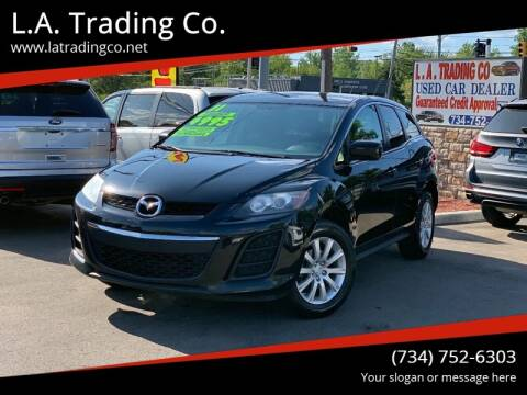 2010 Mazda CX-7 for sale at L.A. Trading Co. Woodhaven in Woodhaven MI
