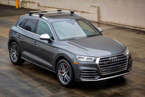 2018 Audi SQ5 for sale at MS Motors in Portland OR