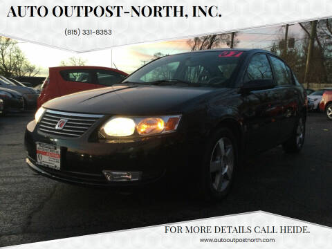 2007 Saturn Ion for sale at Auto Outpost-North, Inc. in McHenry IL