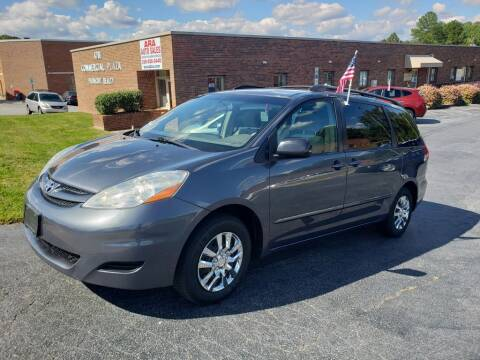2008 Toyota Sienna for sale at ARA Auto Sales in Winston-Salem NC