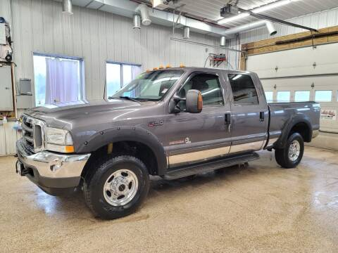 2003 Ford F-250 Super Duty for sale at Sand's Auto Sales in Cambridge MN