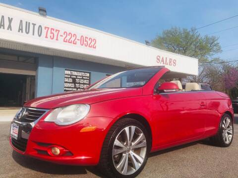 2008 Volkswagen Eos for sale at Trimax Auto Group in Norfolk VA