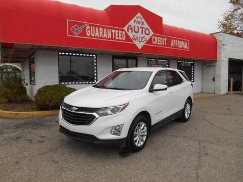 2018 Chevrolet Equinox for sale at Oak Park Auto Sales in Oak Park MI