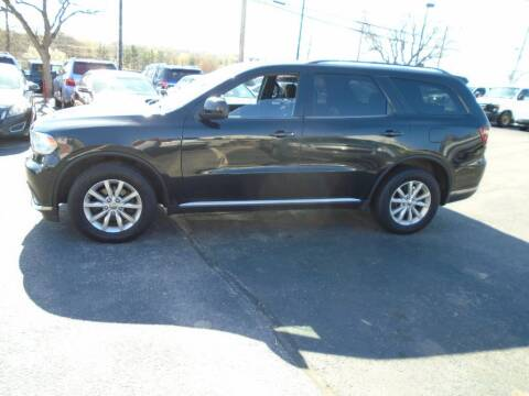 2014 Dodge Durango for sale at Gemini Auto Sales in Providence RI
