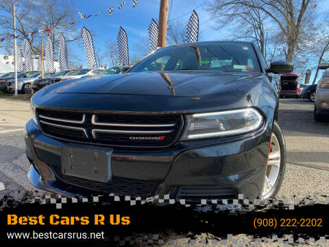 2015 Dodge Charger for sale at Best Cars R Us in Plainfield NJ