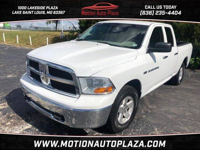 2012 RAM Ram Pickup 1500 for sale at Motion Auto Plaza in Lakeside MO