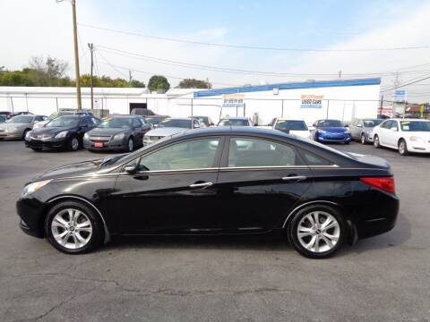 2012 Hyundai Sonata for sale at Cars Unlimited Inc in Lebanon TN