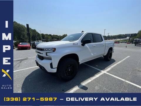 2019 Chevrolet Silverado 1500 for sale at Impex Auto Sales in Greensboro NC