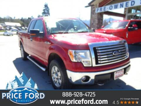 2012 Ford F-150 for sale at Price Ford Lincoln in Port Angeles WA