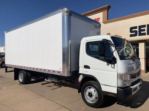 2021 Mitsubishi Fuso FEC9TS for sale at TRUCK N TRAILER in Oklahoma City OK