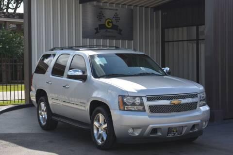 2013 Chevrolet Tahoe for sale at G MOTORS in Houston TX