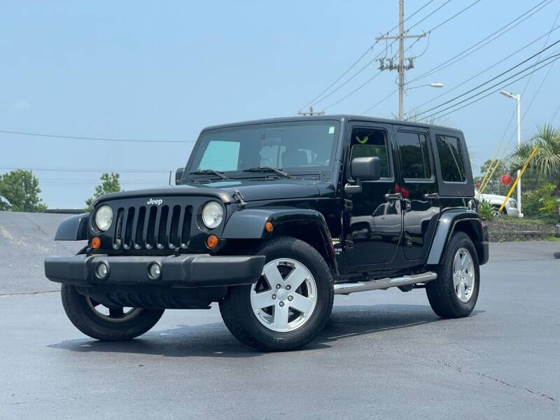2007 Jeep Wrangler Unlimited for sale at Rock 'n Roll Auto Sales in West Columbia SC
