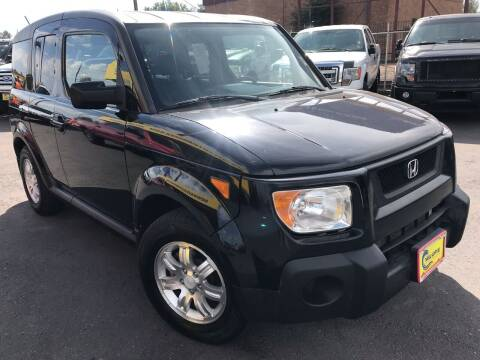 2006 Honda Element for sale at New Wave Auto Brokers & Sales in Denver CO