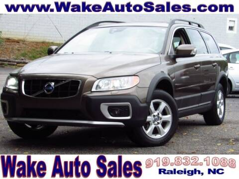 2012 Volvo XC70 for sale at Wake Auto Sales Inc in Raleigh NC