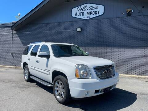 2007 GMC Yukon for sale at Collection Auto Import in Charlotte NC