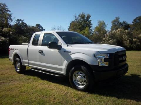 2017 Ford F150 XL 4x4 Extended Cab for sale at Venture Auto Sales Inc in Augusta GA