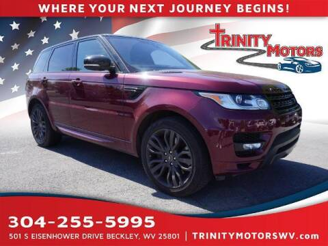 2017 Land Rover Range Rover Sport for sale at Trinity Motors in Beckley WV
