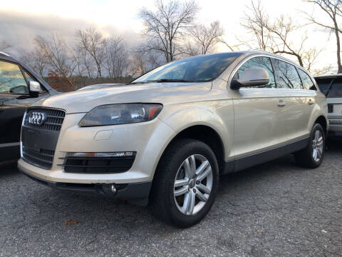 2008 Audi Q7 for sale at Top Line Import in Haverhill MA
