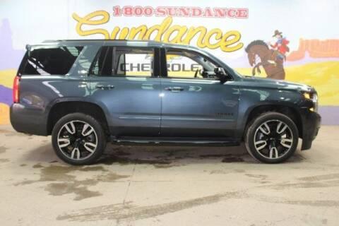 2019 Chevrolet Tahoe for sale at Sundance Chevrolet in Grand Ledge MI