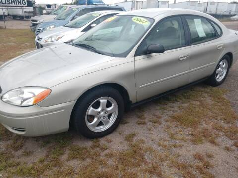 2007 Ford Taurus for sale at Kull N Claude in Saint Cloud MN