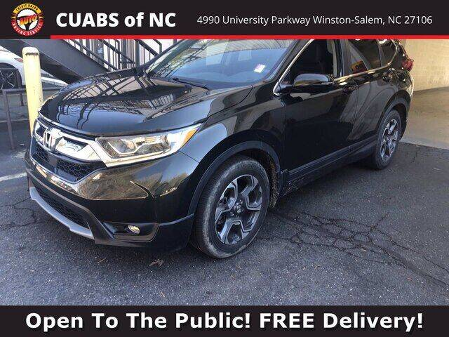 2018 Honda CR-V for sale at Summit Credit Union Auto Buying Service in Winston Salem NC
