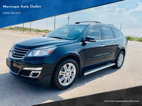 2013 Chevrolet Traverse for sale at Maricopa Auto Outlet in Maricopa AZ