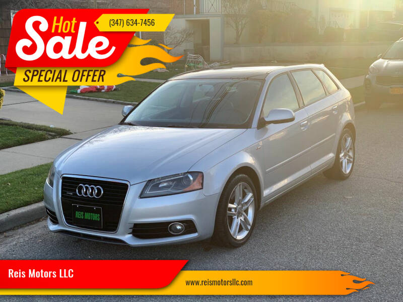 2011 Audi A3 for sale at Reis Motors LLC in Lawrence NY