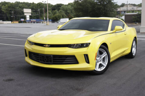 2017 Chevrolet Camaro for sale at Auto Guia in Chamblee GA