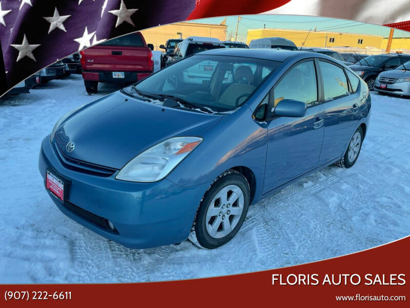 2005 Toyota Prius for sale at FLORIS AUTO SALES in Anchorage AK