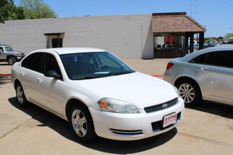2006 Chevrolet Impala for sale at KD Motors in Lubbock TX