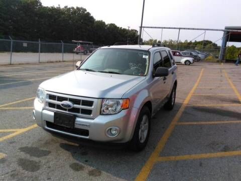 2010 Ford Escape Hybrid for sale at Plymouthe Motors in Leominster MA