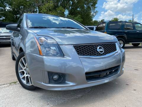2007 Nissan Sentra for sale at Cash Car Outlet in Mckinney TX