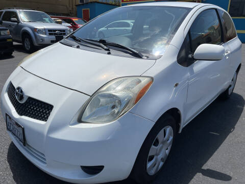 2008 Toyota Yaris for sale at CARZ in San Diego CA