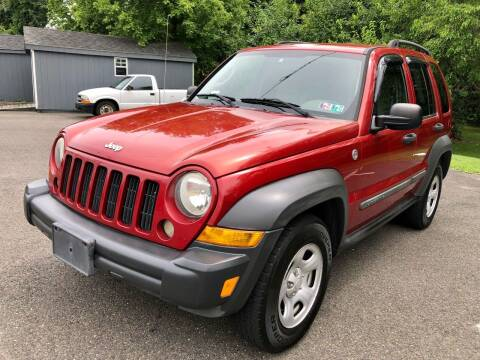 2007 Jeep Liberty for sale at Perfect Choice Auto in Trenton NJ