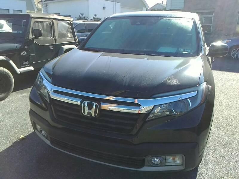 2017 Honda Ridgeline for sale at Paul's Auto Inc in Bethlehem PA