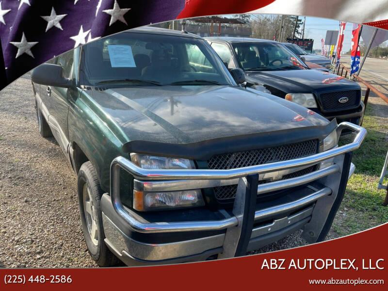2005 Chevrolet Silverado 1500 for sale at ABZ Autoplex, LLC in Baton Rouge LA