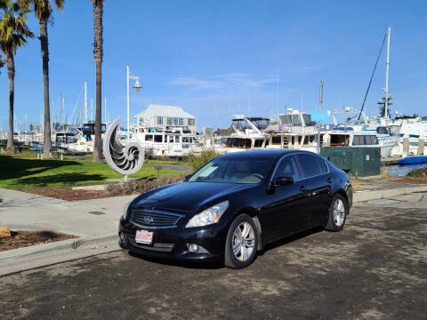 2013 Infiniti G37 Sedan for sale at Imports Auto Sales & Service in San Leandro CA