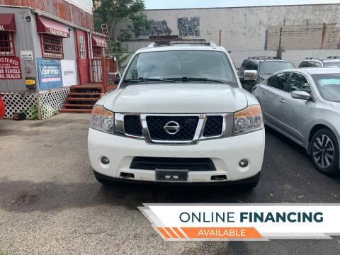 2011 Nissan Armada for sale at Raceway Motors Inc in Brooklyn NY