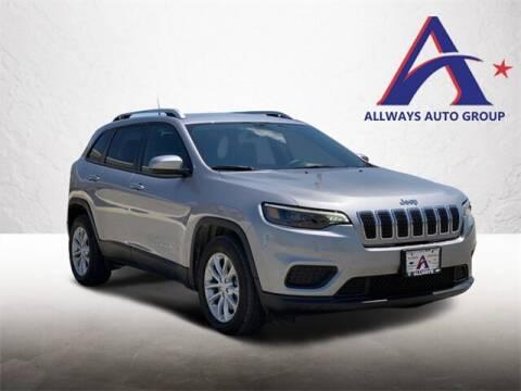 2020 Jeep Cherokee for sale at ATASCOSA CHRYSLER DODGE JEEP RAM in Pleasanton TX
