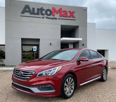 2015 Hyundai Sonata for sale at AutoMax of Memphis in Memphis TN