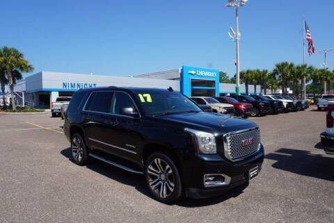 2017 GMC Yukon for sale at WinWithCraig.com in Jacksonville FL