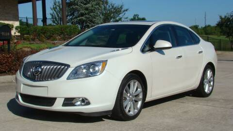 2012 Buick Verano for sale at Red Rock Auto LLC in Oklahoma City OK