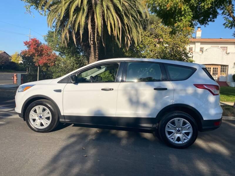 2016 Ford Escape for sale at California Diversified Venture in Livermore CA