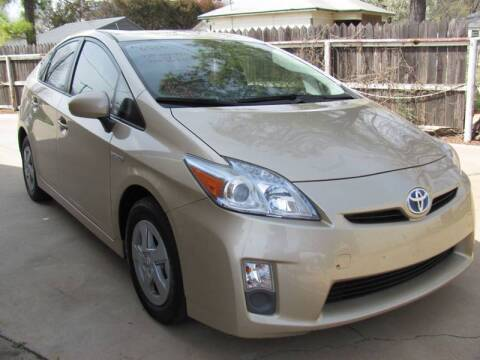 2011 Toyota Prius for sale at CANTWEIGHT CLASSICS in Maysville OK