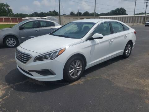 2016 Hyundai Sonata for sale at Savannah Motor Co in Savannah TN