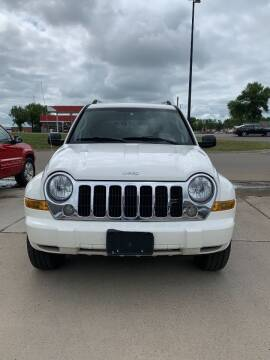 2005 Jeep Liberty for sale at El Rancho Auto Sales in Marshall MN