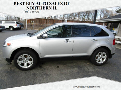 2011 Ford Edge for sale at Best Buy Auto Sales of Northern IL in South Beloit IL
