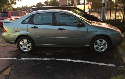 2006 Ford Focus for sale at COLT MOTORS in Saint Louis MO